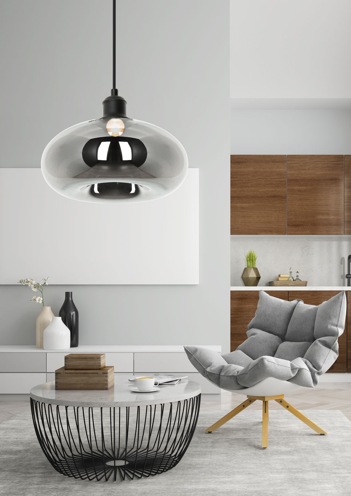 Nowoczesne wnętrze jakie wybrać oświetlenie? Lampex