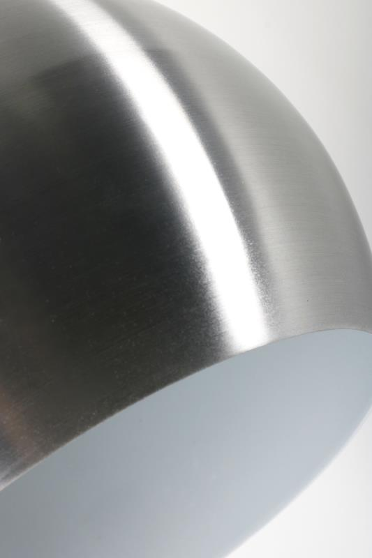Zupełnie nowe Lampa wisząca Kosmo 1 Aluminium - Lampex NG68