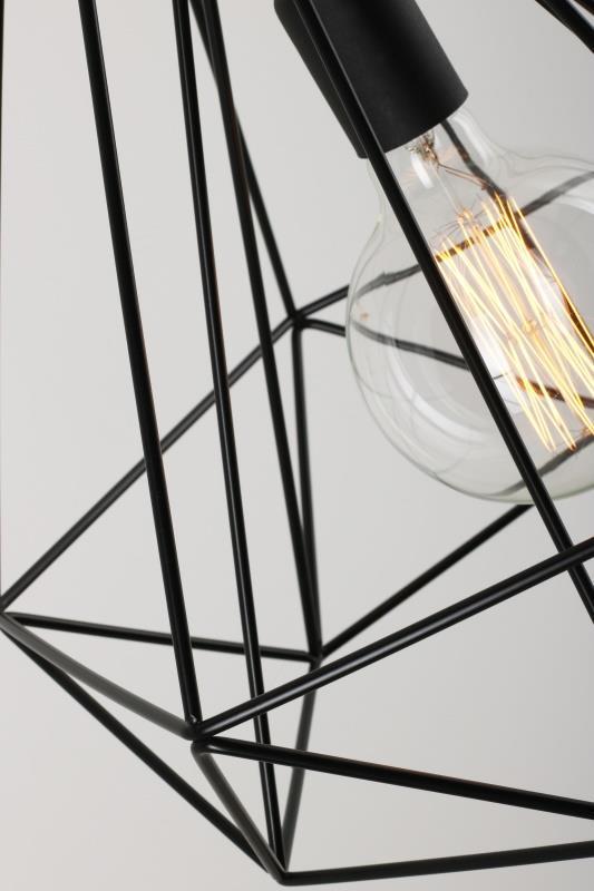 Geometryczna lampa wisząca