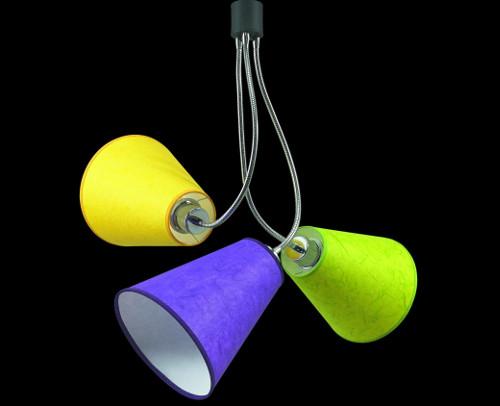 lampy sufitowe dla dzieci