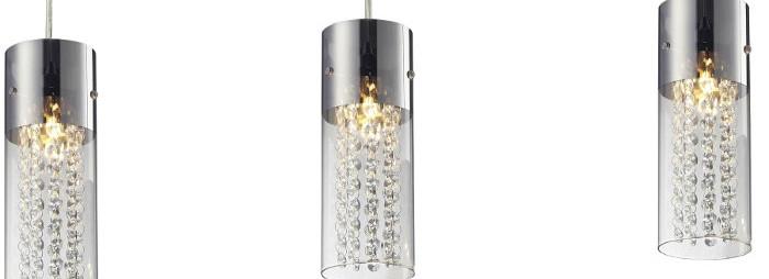lampy kryształowe nowoczesne
